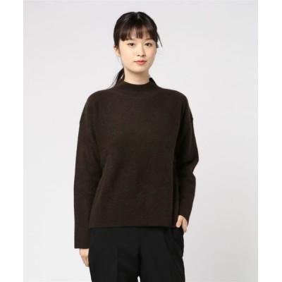 BANANA REPUBLIC / ブラッシュドカシミヤ モックネックセーター WOMEN トップス > ニット/セーター