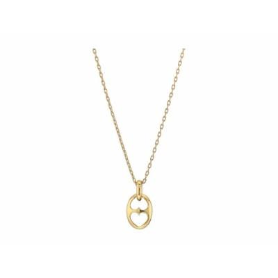 ケイト スペード ネックレス・チョーカー・ペンダントトップ アクセサリー レディース Duo Link Mini Pendant Necklace Gold