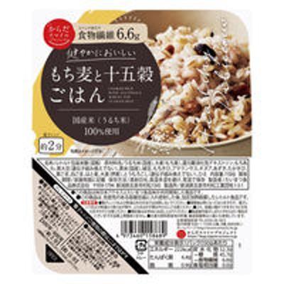 日本アクセスからだスマイル もち麦と十五穀ごはん 1個