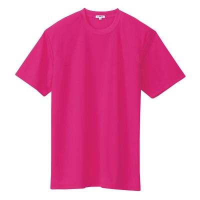 吸汗速乾半袖Tシャツ(男女兼用)