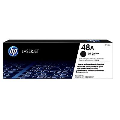 HP 48A 黑色原廠 LaserJet 碳粉匣 (CF248A)