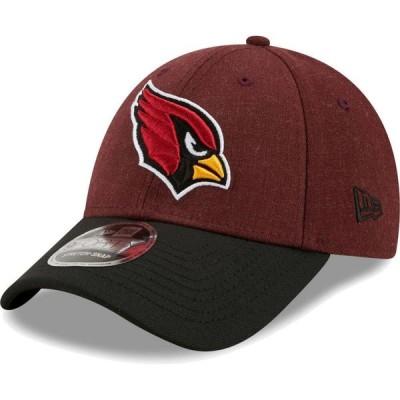 ニューエラ New Era メンズ キャップ 帽子 Arizona Cardinals Red League 9Forty Adjustable Hat