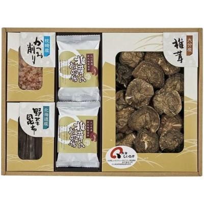 内祝い 内祝 お返し 乾物 だし ギフト セット どんこ 昆布 御吸い物 詰め合わせ 日本の美味 FB40 (20)
