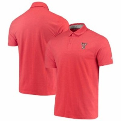 Under Armour アンダー アーマー スポーツ用品  Under Armour Texas Tech Red Raiders Red Charged Cotton Performance Tr
