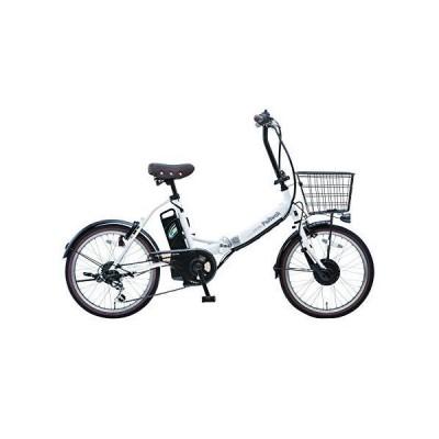 PELTECH(ペルテック) 折り畳み電動アシスト自転車 20インチ折り畳み外装6段変速 【簡易組立必要品】(TDN-206) ペル?