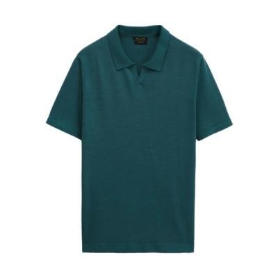 メンズ ファッション Polo shirt - teal