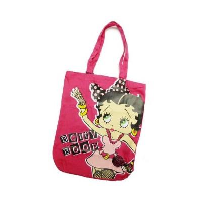 Betty Boop ベティちゃん【ピンク】 トートバッグ・エコバッグ レターパック