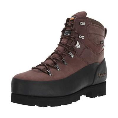 "Ariat Work Men's LINESMAN 6"" GTX 400G Composite Toe Boot, bitter brown, 12 2E US並行輸入品"