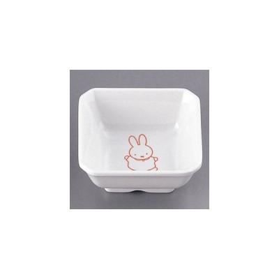 関東プラスチック RKKA901 メラミンお子様用弁当シリーズミッフィー(M-331P角小鉢(松花堂用))