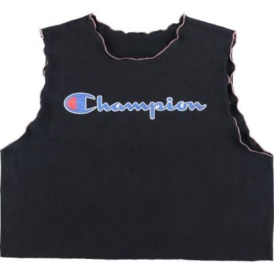 メロー加工 チャンピオン Champion プリントTシャツ レディースXL /eaa156487