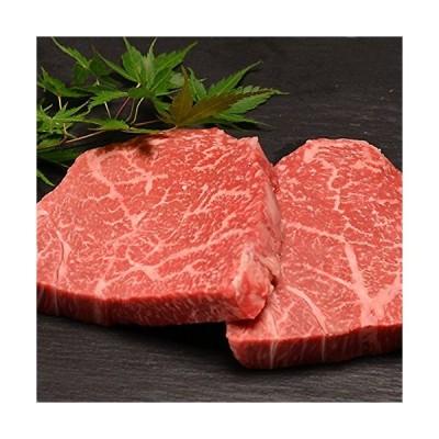 大和榛原牛(黒毛和牛A5等級)長期低温熟成赤身モモ肉ステーキ 150g×2枚