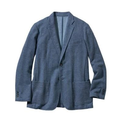 カノコテーラードジャケット(着丈。袖丈短めサイズ) ジャケット・ブルゾン, Jackets