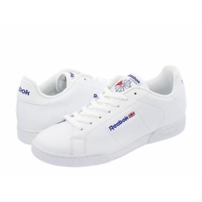 Reebok NPC II リーボック NPC II WHITE/WHITE