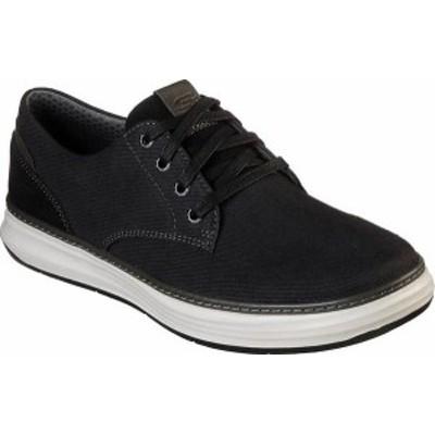スケッチャーズ メンズ スニーカー シューズ Men's Skechers Moreno Ederson Sneaker Black