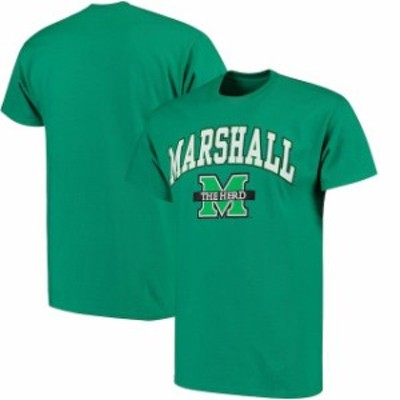 Fanatics Branded ファナティクス ブランド スポーツ用品  Marshall Thundering Herd Kelly Green Campus T-Shirt