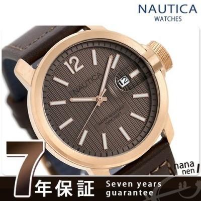 ノーティカ NAUTICA メンズ 腕時計 100m防水 カレンダー 44mm NAPSYD005 シドニー