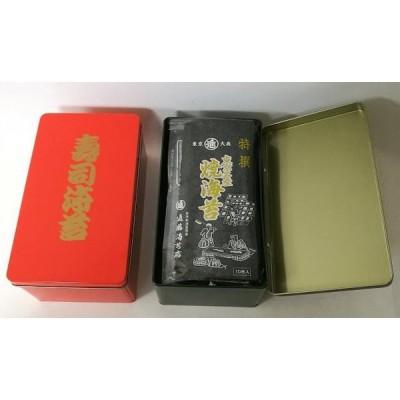 焼海苔 寿司缶入5帖(楓)