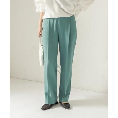 CAPRICIEUX LE'MAGE / ハイウエストスラックストレートパンツ WOMEN パンツ > スラックス