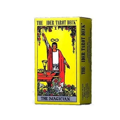 英語版 ライダー・ウェイト タロットデッキ 12cm×7cmの大判サイズ (スタンダードサイズ 単品)