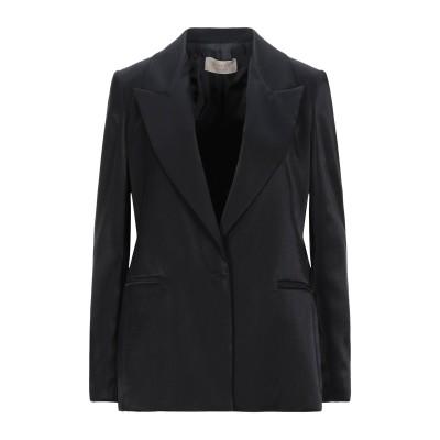 KAOS JEANS テーラードジャケット ブラック 40 レーヨン 87% / ポリエステル 13% テーラードジャケット
