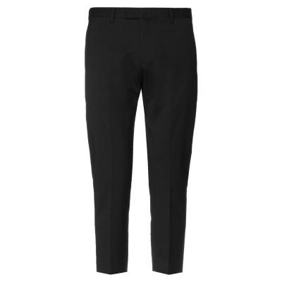 BRIGLIA 1949 パンツ ブラック 36 バージンウール 59% / ポリエステル 39% / ポリウレタン 2% パンツ