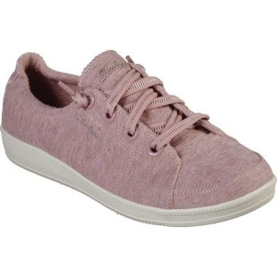 スケッチャーズ Skechers レディース スニーカー シューズ・靴 Madison Ave Inner City Sneaker Pink