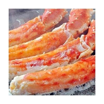 ボイル タラバガニ (750g) ハーフポーション 特大 5L たらば蟹