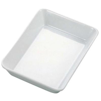 白磁オーブンウェア ラザニア 8インチ