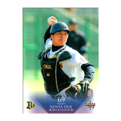 BBM2007 オリックスバファローズ レギュラーカード(ルーキーカード) No.Bs061 土井健太