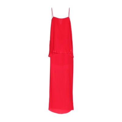 ピンコ PINKO ロングワンピース&ドレス ガーネット 42 ポリエステル 100% ロングワンピース&ドレス