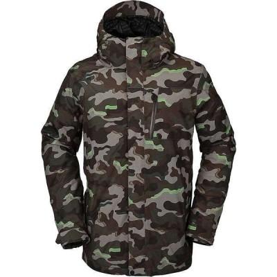 ボルコム メンズ ジャケット・ブルゾン アウター Volcom Men's L Gore-Tex Jacket