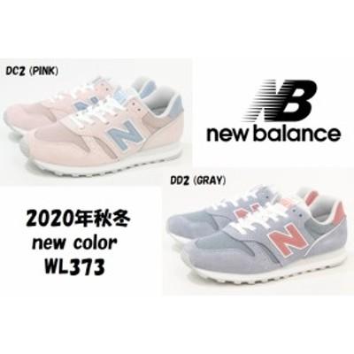 ニューバランス レディース スニーカー NB new balance WL373 DC PINK DD GRAY