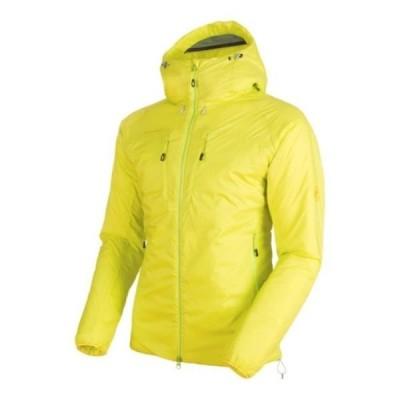 Rime IN Flex Hooded Jacket AF Men canary マムート メンズ ジャケット アウター (MAT)(QCB02)