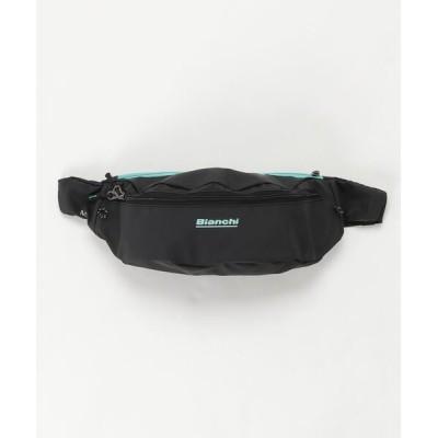 LOWARD / ビアンキ【Bianchi】ウエストバッグ 抗菌ポケット装備モデル MEN バッグ > ボディバッグ/ウエストポーチ