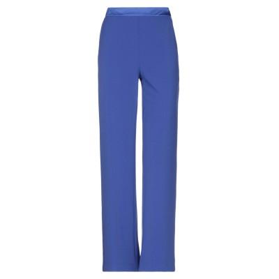 パトリティア ペペ セーラ PATRIZIA PEPE SERA パンツ ブルー 40 ポリエステル 88% / ポリウレタン 12% パンツ