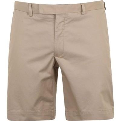 ラルフ ローレン Polo Ralph Lauren メンズ ショートパンツ ボトムス・パンツ Flat Chino Shorts Classic Khaki