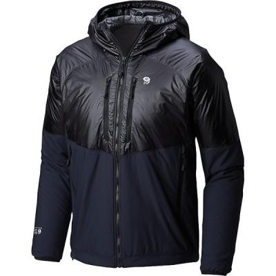 マウンテンハードウェア ジャケット&ブルゾン メンズ アウター Mountain Hardwear Men's Aosta Hooded Jacket Black