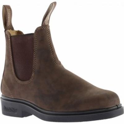 ブランドストーン Blundstone メンズ ブーツ シューズ・靴 Dress Series Boot Rustic Brown