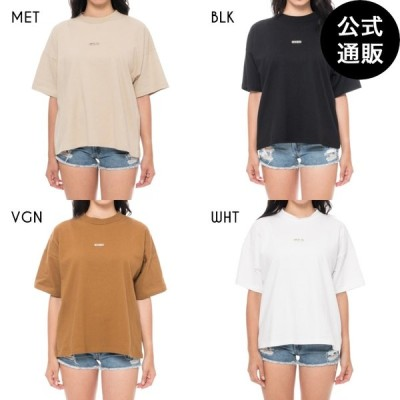 OUTLET 2020 RVCA ルーカ レディース IN BLOOM SS Tシャツ 全4色 XS/S/M rvca