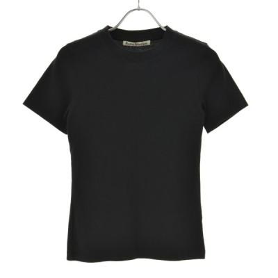Acne Studios / アクネストゥディオズ DORLA E BASE 無地クルーネック 半袖Tシャツ