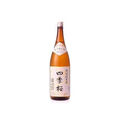 四季桜 はなのえん 特別純米酒 1800ml[T10]