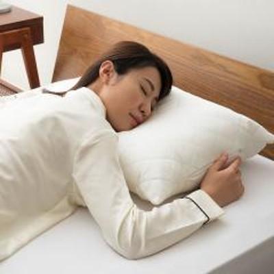 EMOOR(エムール)10%OFFクーポン対象商品 枕 まくら 50×70cm 日本製 ポリエステル 洗える ダクロン(R) テンセル(R) 抗菌 防臭 速乾 軽い 軽量 安眠枕 快眠枕 クーポンコード:YVDDB37