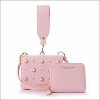 サマンサタバサ プチチョイス マイクロミニバックシリーズ ショルダーバッグ 小サイズ ピンク