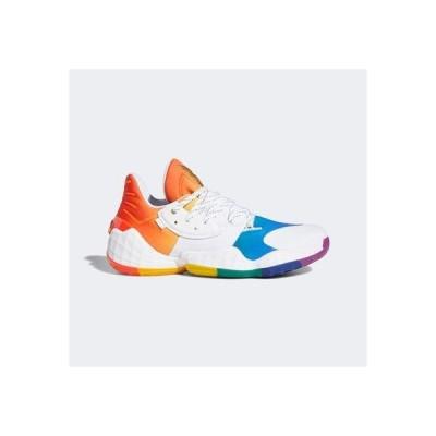 アディダス adidas ハーデン Vol. 4 プライド / Harden Vol.4 Pride (ホワイト)