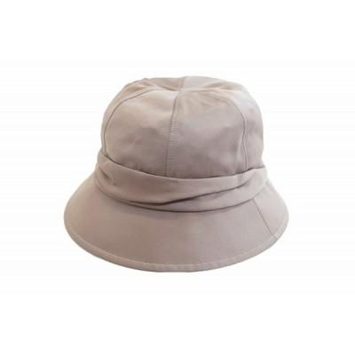 CHILASA キラサ AG811T 中茶 帽子 レディース 婦人 ハット 旅行 紫外線 日除け UVカット カジュアル オシャレ ネット通販 日本製 オールシーズン