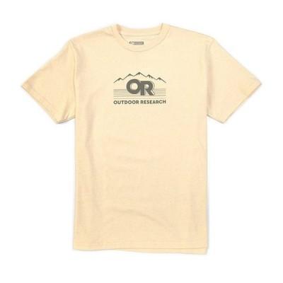 アウトドアリサーチ メンズ シャツ トップス Advocate Short-Sleeve Organic Materials Tee