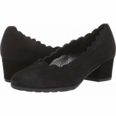 ガボール Gabor レディース シューズ・靴 32.211 Black Samtchevreau
