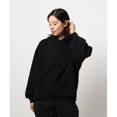 Te chichi / 裏起毛プルパーカー WOMEN トップス > パーカー