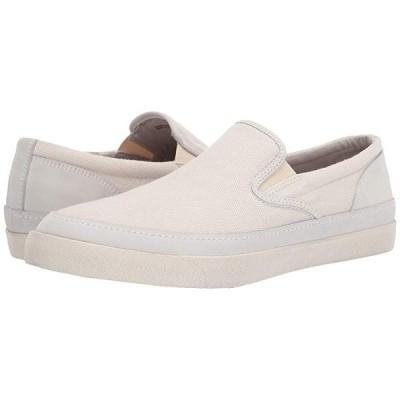 ジョンヴァーヴェイトス Jet Slip-On メンズ スニーカー 靴 シューズ Bone White