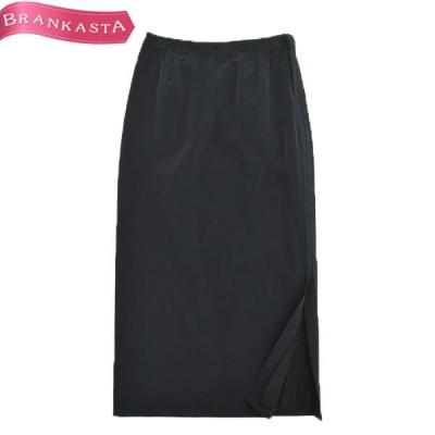 EVEX by KRIZIA エベックス バイクリッツィア シンプル ウエストゴム ロングストレートスカート スカート\SALE開催中 最大40%OFF/22lc79